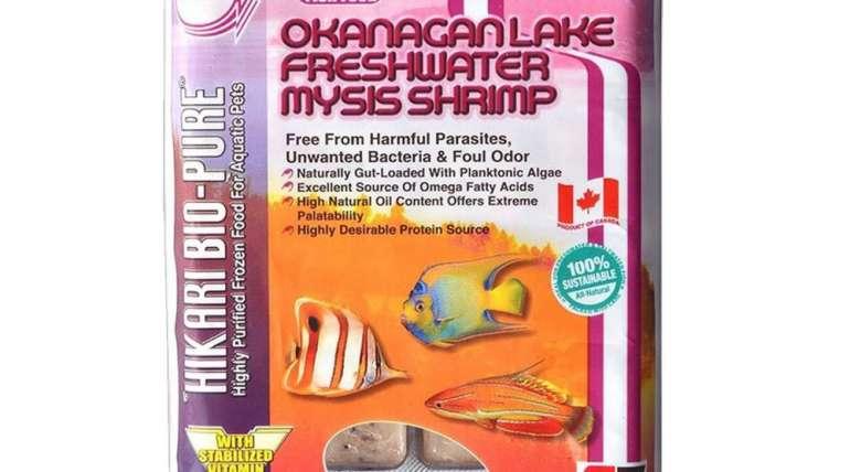 Hikari Frozen Okanagan Freshwater Mysis 3.5oz Cubes – PICK UP ONLY